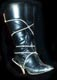 muddy boots - high heeled boots and shoes